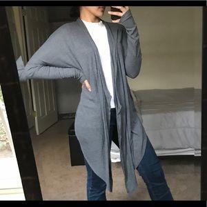 Grey Winter Cardigan ❄️